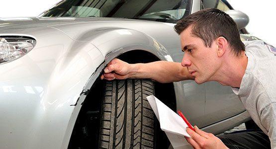 Оценка ущерба автомобиля после ДТП в Саратове