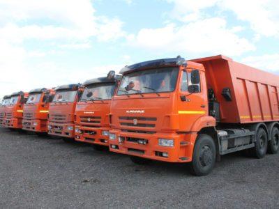 Выкуп грузовых авто в Саратове